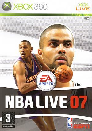 Echanger le jeu NBA Live 07 sur Xbox 360