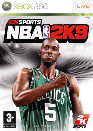 Echanger le jeu NBA 2K9 sur Xbox 360