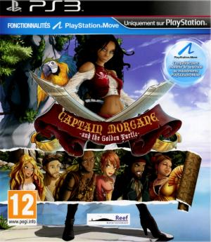 Echanger le jeu Captain Morgane et la Tortue d'Or sur PS3