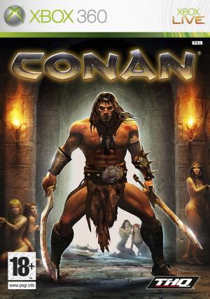 Echanger le jeu Conan sur Xbox 360
