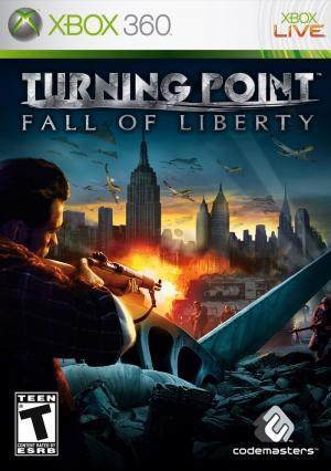 Echanger le jeu Turning Point : Fall of Liberty sur Xbox 360