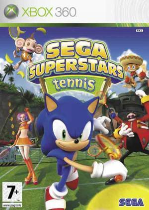 Echanger le jeu Sega Superstar Tennis sur Xbox 360