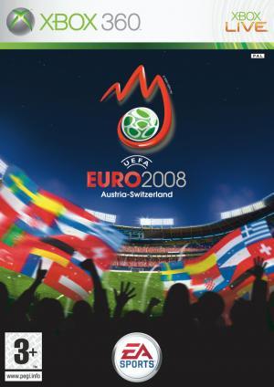 Echanger le jeu UEFA Euro 2008 sur Xbox 360