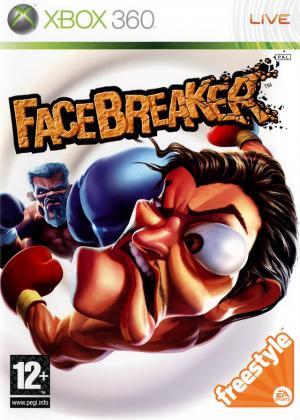 Echanger le jeu Facebreaker sur Xbox 360