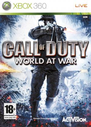 Call of Duty World at War - Xbox 360