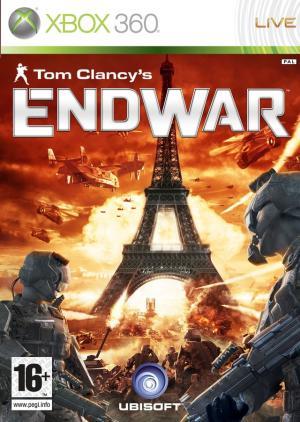 Echanger le jeu Tom Clancy's Endwar sur Xbox 360