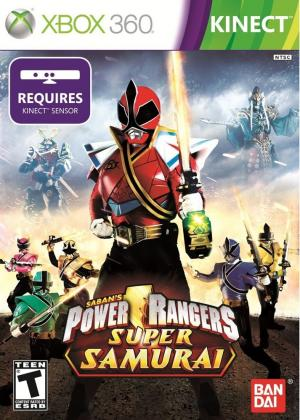 Power Rangers Super Samouraï (Kinect)