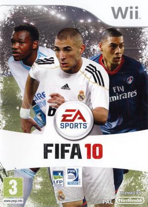 Echanger le jeu FIFA 10 sur Wii