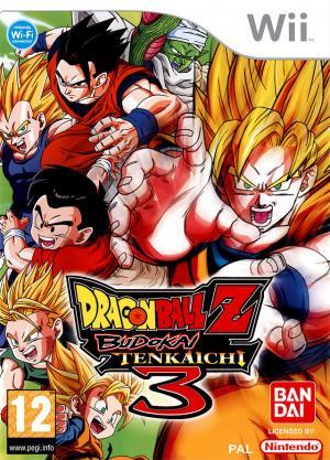 Echanger le jeu Dragon Ball Z : Budokai Tenkaichi 3 sur Wii