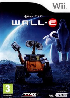 Echanger le jeu WALL-E sur Wii