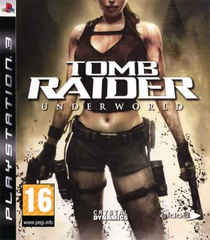 Echanger le jeu Tomb Raider : Underworld sur PS3