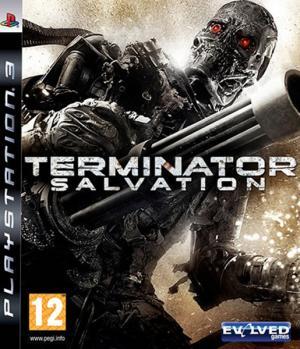 Echanger le jeu Terminator Renaissance sur PS3