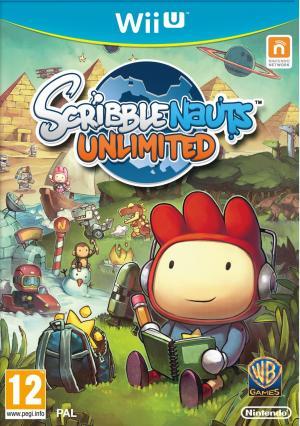 Echanger le jeu Scribblenauts Unlimited sur Wii U