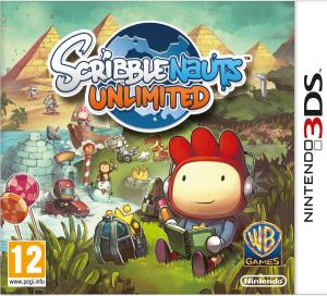 Echanger le jeu Scribblenauts Unlimited sur 3DS