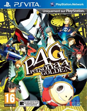Echanger le jeu Persona 4 : The Golden sur PS Vita