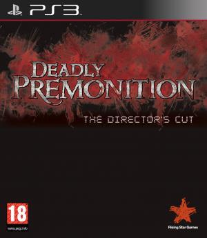 Echanger le jeu Deadly Premonition : The Director's Cut sur PS3