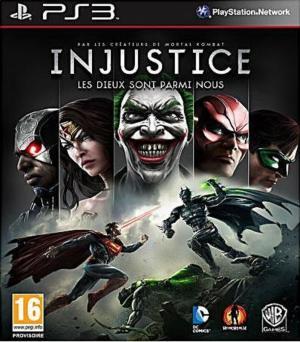 Echanger le jeu Injustice : Les dieux sont parmi nous sur PS3