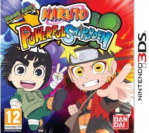 Echanger le jeu Naruto : Powerful Shippuden sur 3DS