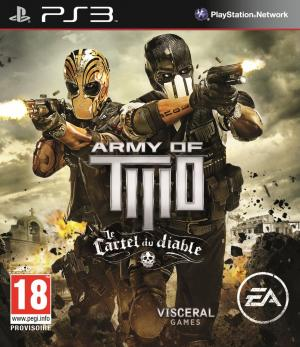Echanger le jeu Army of Two : Le Cartel du Diable sur PS3