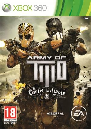 Echanger le jeu Army of Two : Le Cartel du Diable sur Xbox 360