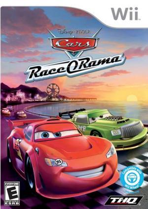 Echanger le jeu Cars Race O Rama sur Wii