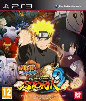 Echanger le jeu Naruto Shippuden : Ultimate Ninja Storm 3 sur PS3