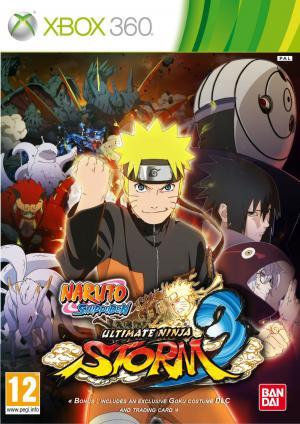 Echanger le jeu Naruto Shippuden : Ultimate Ninja Storm 3 sur Xbox 360