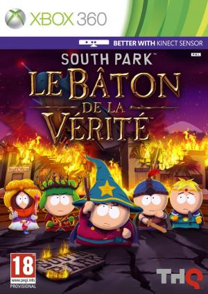 Echanger le jeu South Park : Le Bâton de la Vérité sur Xbox 360
