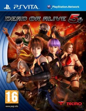 Echanger le jeu Dead or Alive 5 Plus sur PS Vita
