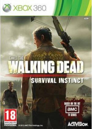 Echanger le jeu Walking Dead : Survival Instinct sur Xbox 360