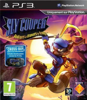 Echanger le jeu Sly Cooper : Voleurs à travers le Temps sur PS3