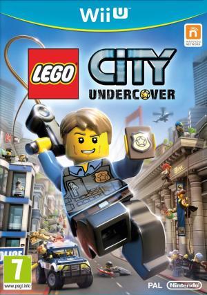 Echanger le jeu Lego City Undercover sur Wii U