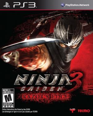 Echanger le jeu Ninja Gaiden 3 : Razor's Edge sur PS3