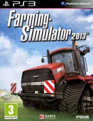 Echanger le jeu Farming Simulator 2013 sur PS3