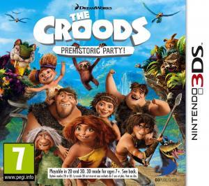 Echanger le jeu Les Croods : Fête Préhistorique sur 3DS