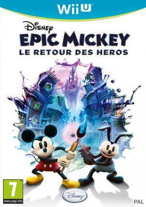 Echanger le jeu Epic Mickey : Le Retour des Héros sur Wii U