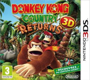 Echanger le jeu Donkey Kong Country Returns sur 3DS