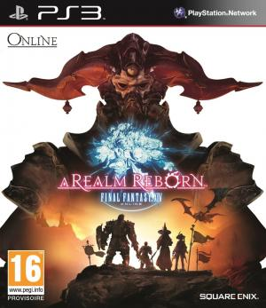 Echanger le jeu Final Fantasy XIV Online : A Realm Reborn sur PS3