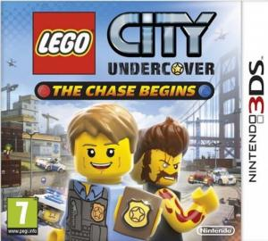 Echanger le jeu Lego City Undercover : The Chase Begins sur 3DS