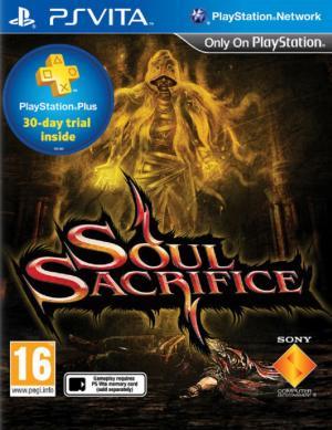 Echanger le jeu Soul Sacrifice sur PS Vita