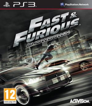 Echanger le jeu Fast & Furious : Showdown sur PS3