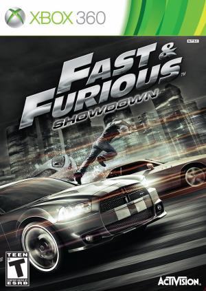 Echanger le jeu Fast & Furious : Showdown sur Xbox 360