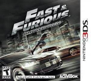 Echanger le jeu Fast & Furious : Showdown sur 3DS