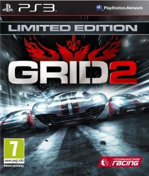 Echanger le jeu Race Driver : Grid 2 sur PS3