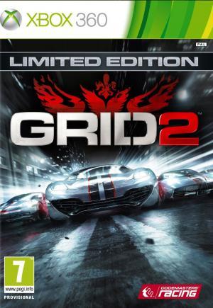 Echanger le jeu Race Driver : Grid 2 sur Xbox 360