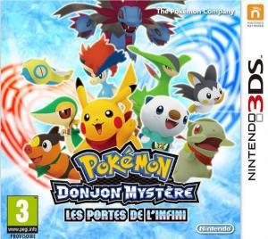 Echanger le jeu Pokemon Donjon Mystère : Les portes de l'infini sur 3DS