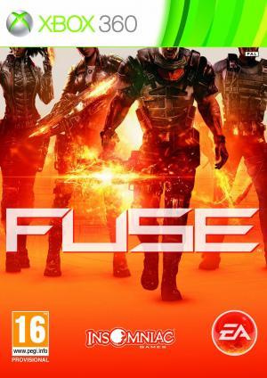 Echanger le jeu FUSE sur Xbox 360