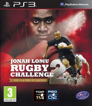 Echanger le jeu Jonah Lomu Rugby Challenge 2 sur PS3
