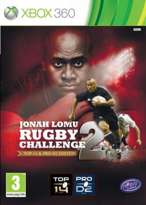 Echanger le jeu Jonah Lomu Rugby Challenge 2 sur Xbox 360