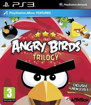 Echanger le jeu Angry Birds Trilogy sur PS3